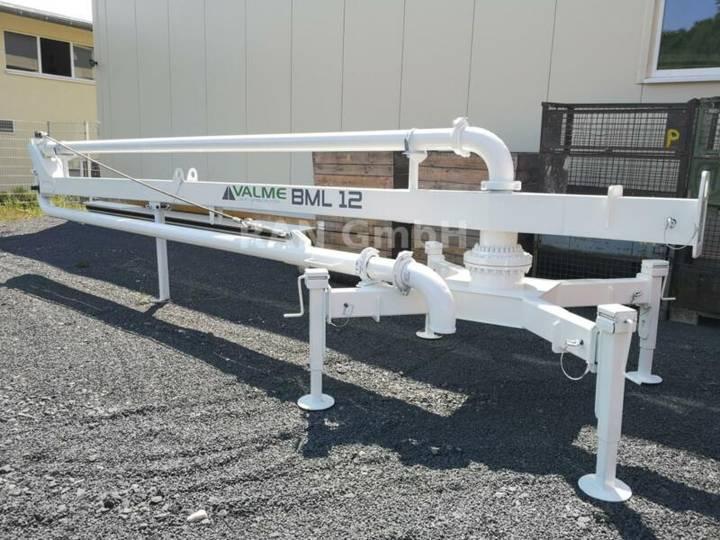 2 Stück NEUE Beton-Rundverteiler BML 12.SC55 - 2018