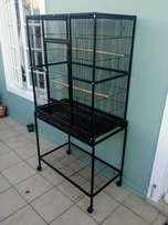 Large Bird Cage (Indoor/Outdoor) - Good condition