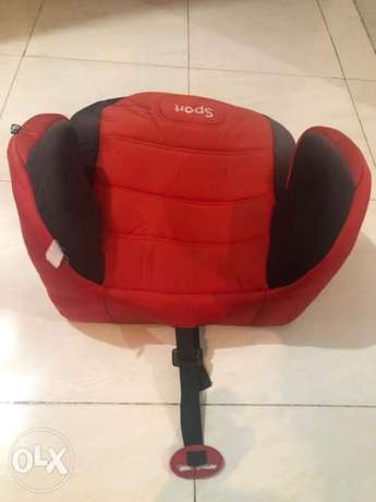 Car Seat Mothercare used, in good condition