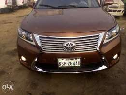 Sparkling and unique Toyota Camry special edition available in pH