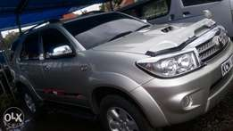 Selling a Toyota fortuner