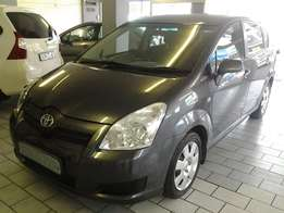2009 Toyota Corolla Verso 1.6 for sell R110000