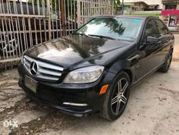used Benz C300 4matic 2010 thumb start