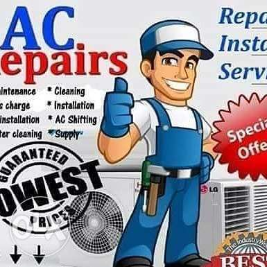 We are repair all kinds air condition