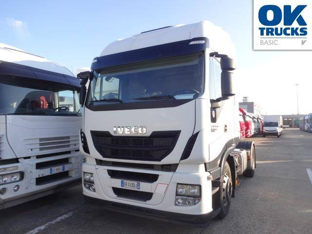 Iveco AS440S50T/P Intarder Klima ZV - 2013