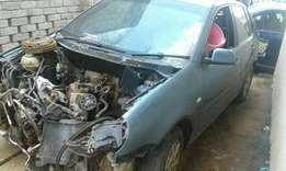 Polo 1.4tdi stripping for spares