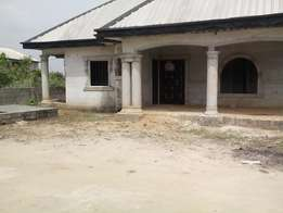 4Bedroom Bungalow On 1½ Plots Of Land For Sale At Eneka Portharcourt
