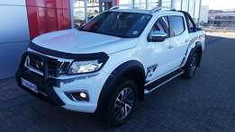 NEW Nissan Navara's for sale!
