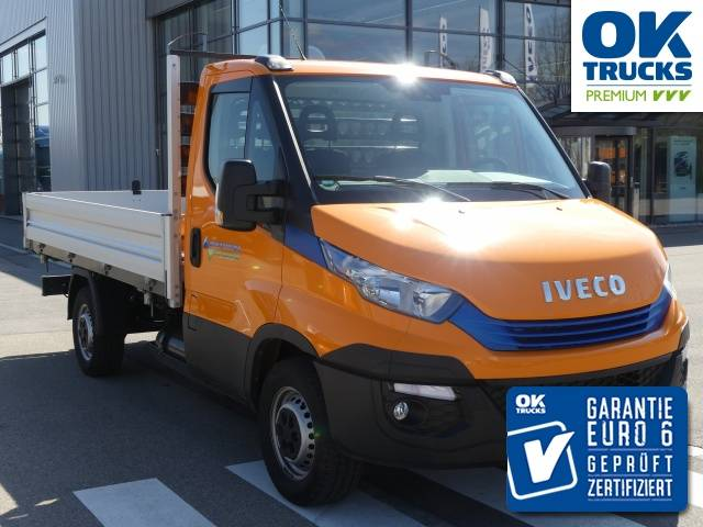 Iveco Daily 35S14NA8 CNG - 2018