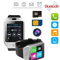 Wearable Smart Cell Phone Watch - SIM Slot,Whatsapp,Facebook,Camera,