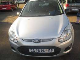 2013 Ford Figo with 94000km