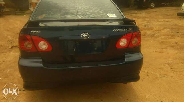 Dont miss dis sweet tokubo 06 corolla sport with lagos cleared.  - image 1