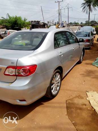 Sparkling clean firstbody 2012 Toyota Corolla Ibadan North - image 2