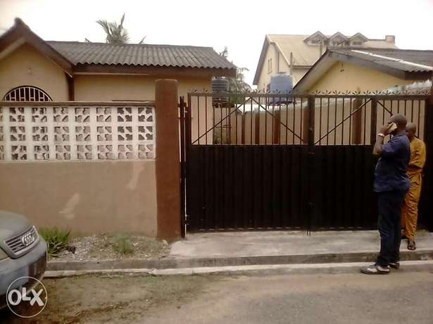 A lovely 3bedrm flat in a very Reserved Estate N22mill negotiable Ifako Agege - image 6