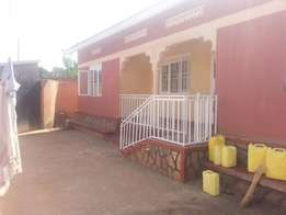 2bedrooms self contained house in Gayaza at 400k