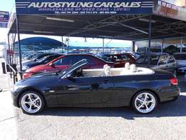 Autostyling Car Sales-East London-08 Bmw 330i E93 Convertible-R199995