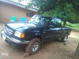 Fairly used Ford ranger with manual transmission for sale.