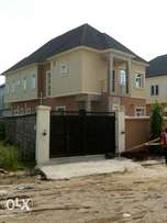 5 bedroom duplex at Lekki county homes