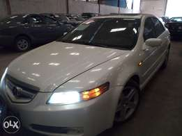 Tincan Cleared Acura TL 2007 model