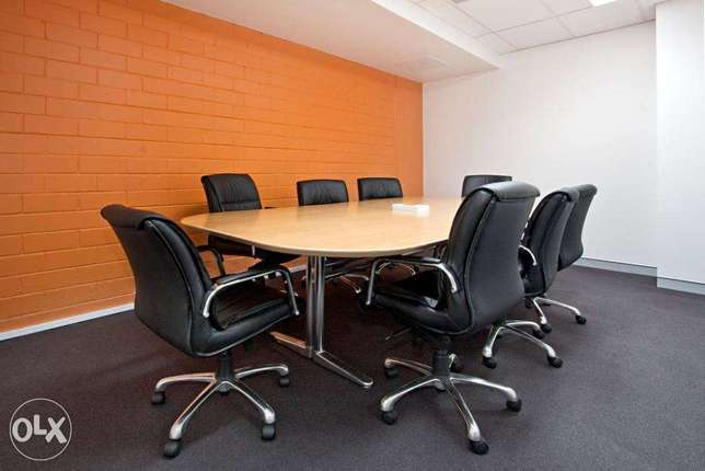 Dammam, Small Furnished Office