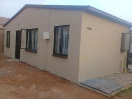 A three bedroom house to let