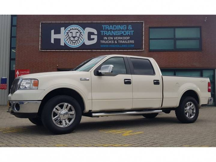 Ford F150 5.4 V8 DC 4x4 PICK UP - 2009