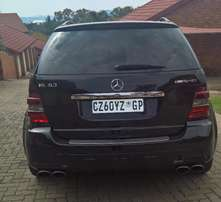 2007 ML 63 Amg (Not negotiable) Only serious buyers