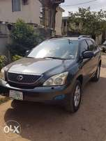 well maintained 2006 Lexus Rx330 ( jackofallnaijacars)