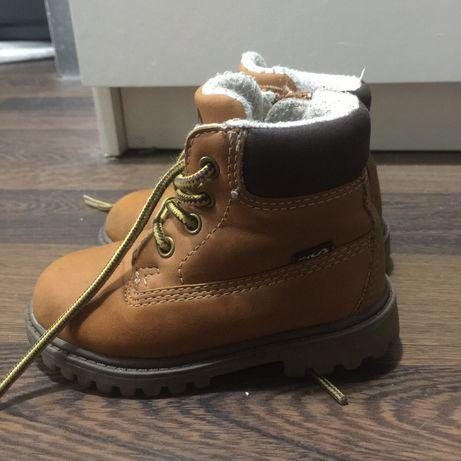 Buty zimowe jesienne FILA dziecięce, rozmiar 21, trapery