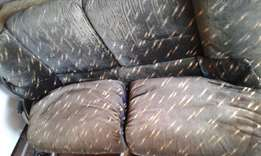 Lounge two seater couch