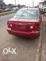 Sparkling 2006 Toyota Corolla Up 4Grabs