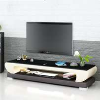 Magnificent Leather TV Stand 6ft (Reference: fx137mb)