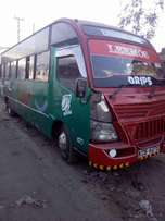 A well maintained Hino Bus