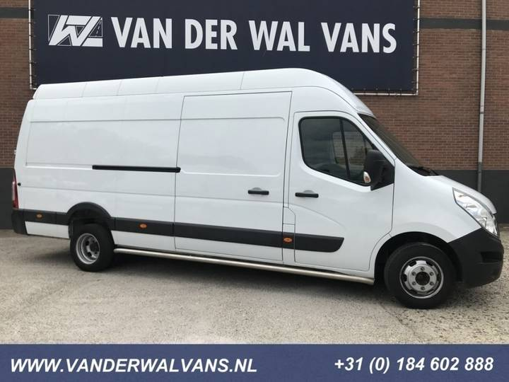 Renault Master T35 2.3dCi 126pk L4H2 DL Airco, Cruise, 3.5T - 2016