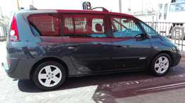 7 seater cash or to swop for small car with cash
