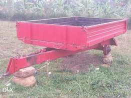 Tractor bed/trailer