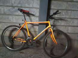 Ex-UK Apollo Bicycle with new pedals