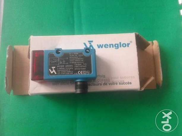 Wenglor Photocell BGS