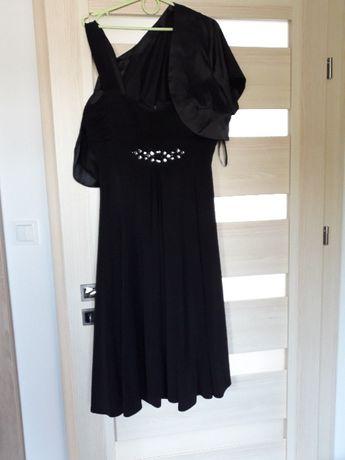 af9807a8e5 Eleganckie sukienki wieczorowe 42 44 46 wyprzedaz z szafy Wrocław - image 1