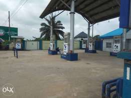 Fuel Station for Sale at Oron Road, Uyo.