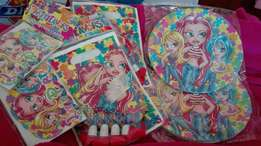 Party supplies Brats Theme for Girls