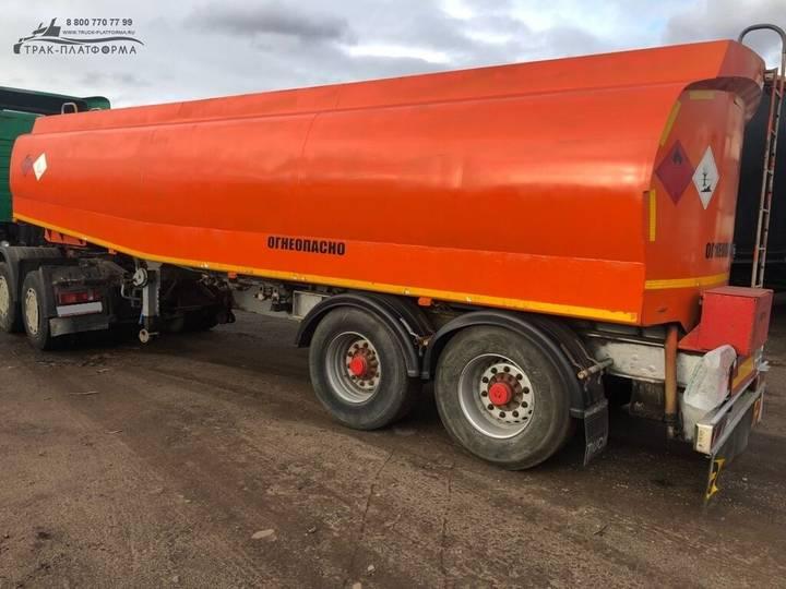 benzovoz tanker - 2019