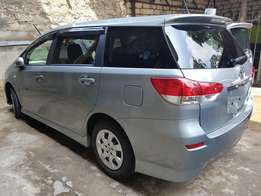 Toyota wish new imported car on sale.
