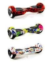 Hoverboards bluetooth printed