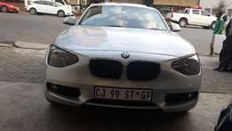 2013 BMW 118i Automatic Available for Sale