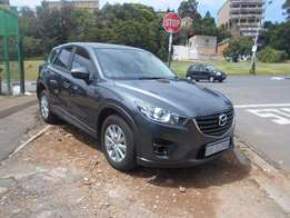 Mazda CX5 2.0, 2016 model, Grey in color, Full house, Automatic