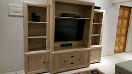 3 piece entertainment unit for sale CASH ONLY NO EFTS THANKS