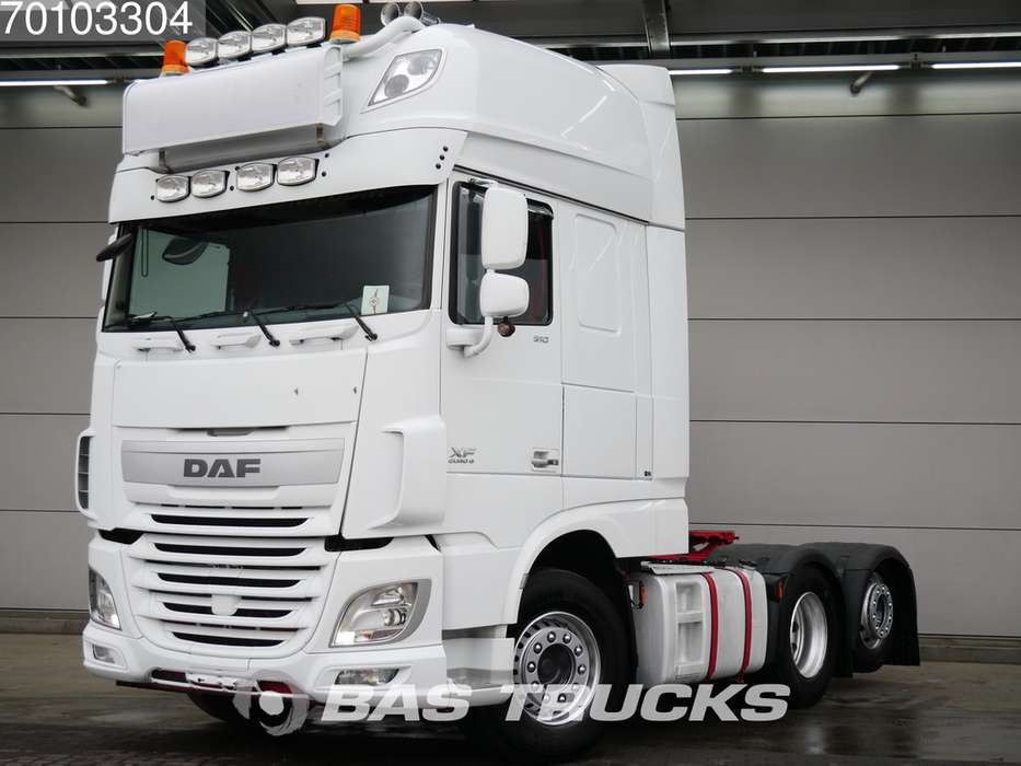 DAF XF 510 SSC 6X2 Manual Intarder Liftachse Led Euro 6 - 2015