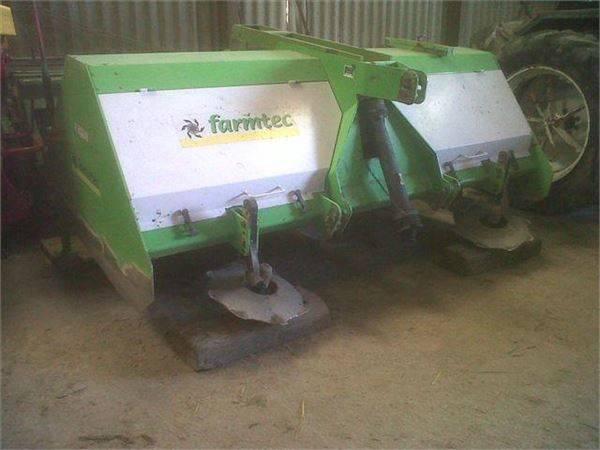 Agri overigen farmtec  300 lawn mower - 2008