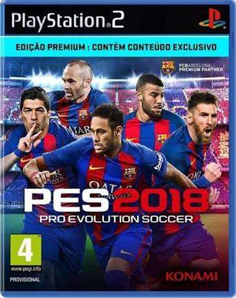 Pes 2018 ps2 limited copy Wuse - image 1